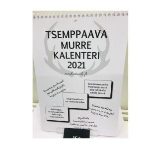 Meän murre kalenteri 2021